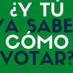 ¿Y tu ya sabes como votar? Este 15 de Mayo en la #BoletaA Nivel Presid., Vota #1 Por 4➕.  #SacCristobalPorMasDanilo https://t.co/GyNWoiG2DD