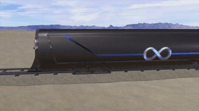Elon Musk's Hyperloop hurtles closer: Public demo plus $80m injection https://t.co/2pSUM7cFZ1 via @ZDNet & @LiamT https://t.co/fjrPl8Vk1I