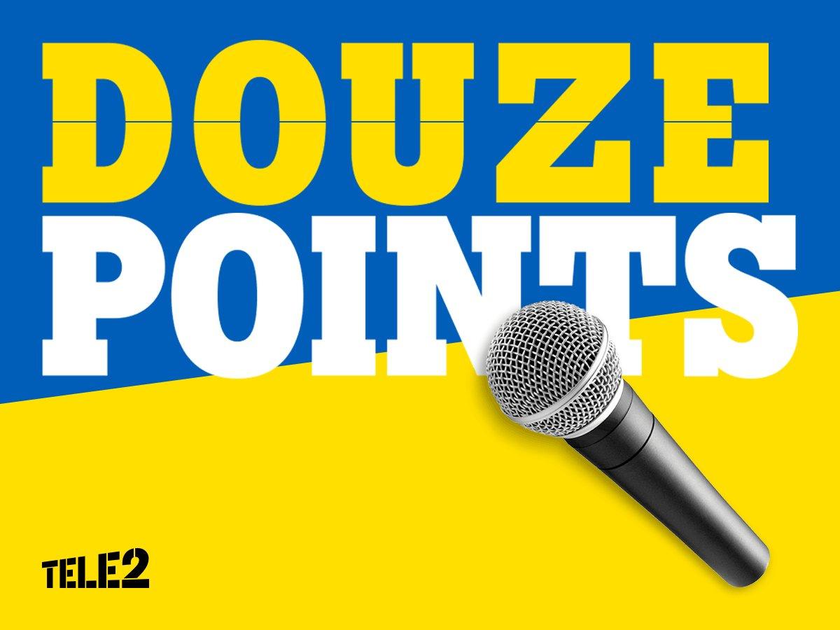 Wij weten het al! #teamdouwe #esc16 #douzepoints #songfestival https://t.co/AIBoURz7zr