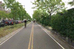 "I see your ""car in bike lane"" and raise you ""Uber in West Side Greenway"" /cc @D00RZ0NE #bikenyc https://t.co/AlPi03UBKW"