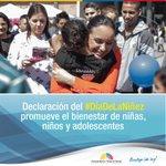 Se promueve derechos infantiles con declaración del #DíaDeLaNiñez Detalles en https://t.co/B8VZL4zj8X #AsambleaAlDía https://t.co/FRy3OGg7V8