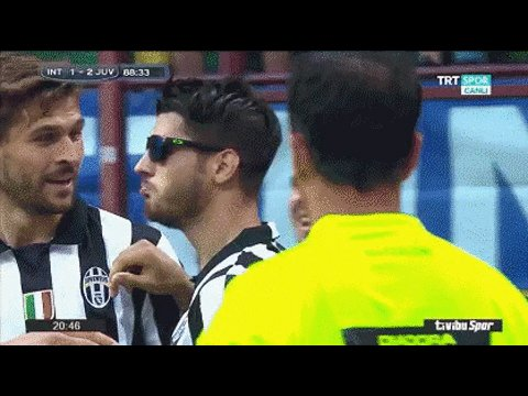 FULL TIME: Juventus 1, Milan 0 (Morata)  Juventus win the domestic double for a second straight season! https://t.co/ZIKleAw1cu