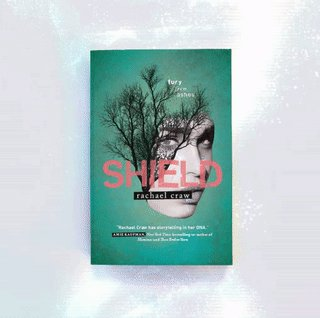 Out this September.  #SHIELD by @RachaelCraw! The conclusion to the #Spark trilogy. #SparkArmy #TeenCon2016 https://t.co/Hr1MZrAYfV