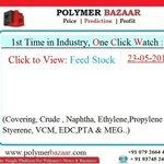 🅿🅱 1St time in Industry-One Click Watch-#Feedstock- $/mt (#Ethylene #Propylene #EDC #VCM #Styrene #PTA #MEG   https://t.co/tUSeswtpyW