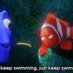 When Monday gets you down, remember to just keep swimming! #mondaymotivation #MotivationMonday https://t.co/FX5GcMOTi1