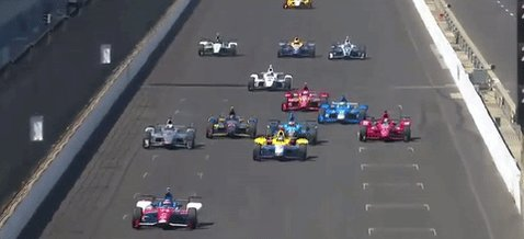 "So, yeah, this is @IndyCar ""practice"".    #Indy500 https://t.co/QODp2WERKW"