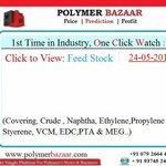 🅿🅱 1St time in Industry-One Click Watch-#Feedstock- $/mt (#Ethylene #Propylene #EDC #VCM #Styrene #PTA #MEG   https://t.co/crwtgaiYUh