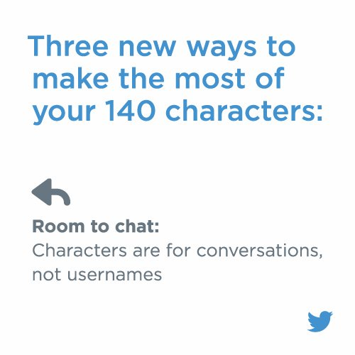 """4 big changes coming to Twitter. Goodbye .@. Plus RT'ing yourself (for the self obsessed) <a href=""""https://t.co/Rfgge2xNgq"""" target=""""_blank"""" rel=""""nofollow"""">https://t.co/Rfgge2xNgq</a>"""