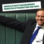 Yesterday @GregHuntMP tried to rewrite his governments #renewable history. RT the real story #ausvotes https://t.co/jMlPnI00Cp