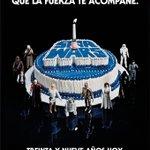 #UnDiaComoHoy hace 39 años #StarWars se estrenó en cines! @AbrahamTobias @jesusflom @hectorgilmuller https://t.co/zNTSs32MHP