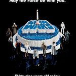 Star Wars was born 39 years ago today in theaters not so far, far away. Where did you first experience it? https://t.co/Esm99Gh9sC