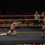 A superkick-and-knee combo picks up the victory for @JohnnyGargano & @ProjectCiampa over #TM61 on #WWENXT! https://t.co/UUOeNXOHNF
