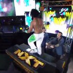 Even @WWEGraves gets in the groove as @WWENoWayJose picks up a victory on #WWENXT! https://t.co/ApzgE9RgQk