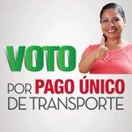 """""""Solo tendrás que pagar una vez el transporte"""":@SoyBlancaAlcala se compromete #PensandoEnTodos. @PRI_Nacional @EPN https://t.co/hQ7vMOgzB2"""