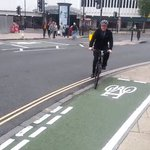 Is this Wolverhamptons shortest cycle lane?  https://t.co/5YUgAPeXzI https://t.co/TJW6GKW6Nf