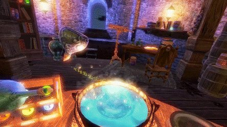 So you're saying I can take Potions class in #VR? 10 POINTS FOR VIVENCLAW! https://t.co/2RWShg3aZj https://t.co/jsLMg7WuA3