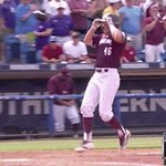 For the 1st time EVER, @Aggie_Baseball heads to the SEC Tournament Championship!  FINAL: Texas A&M 12, Ole Miss 8 https://t.co/Lm85oSSAFu