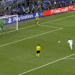 ¡Tenemos campeón de Europa! Con este penal de CR7, Real Madrid consiguió la Undécima #ChampionsxFOX https://t.co/nO8iQeU1Th