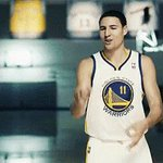 Klay Thompson breaks the NBA record for most threes in a playoff game (10). https://t.co/7QosD6SB4t