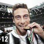 """5 anni a dir poco """"principeschi"""" con te in mezzo al campo. @ClaMarchisio8! ⚪️⚫️ https://t.co/crbf1PSdg8"""