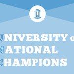 Weve done it again! Congrats, @uncmenslacrosse on your NCAA national title! 🏆 #GoHeels! https://t.co/Cx8MtyD3hU