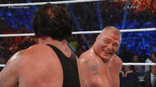 Dana White & Vince McMahon tonight. https://t.co/0Is5tPwoB6