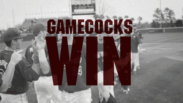 10-5 #Gamecocks win!  On to the Supers! https://t.co/ST2qQ7aio8