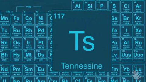 Proposed name #Tennessine honors research contributions of ORNL, @UTKnoxville & @VanderbiltU https://t.co/dxZWXuks6s https://t.co/eIYP8vSb1a