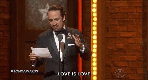 Love is love is love is love is love https://t.co/EizDn7yoLU