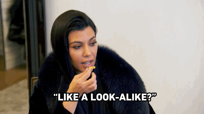 RT @KUWTK: Say that five times fast. ????  #KUWTK https://t.co/GLO5PA4bAA
