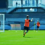 Gif: Emre Cans run and goal in #ger training. #lfc. [via: @DFB_Team_EN]: https://t.co/WcvVvdm335