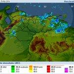 Venezuela: Mosaico de Radares adscritos al Instituto Nacional de Meteorología e Hidrología. (INAMEH) https://t.co/UA5PO1PHDt