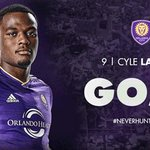5 GOOOALL! Cyle Larin! An excellent combination from Winter and Molino that finds Cyle on the far post! 1-0! https://t.co/yL4syCP4Il