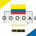 1-0! Carlos Bacca finishes off a lovely move to put Colombia in front. #USAvCOL #MyCopaColors https://t.co/B1CNeBeY8s