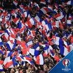 GOAL! France 2-1 Republic of Ireland (Griezmann 61) #EURO2016 #FRAIRL https://t.co/TVXyLz57zx