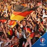 GOAL! Germany 2-0 Slovakia (Gomez 43) #GERSVK #EURO2016 https://t.co/Ob9XJoAIlW https://t.co/vTtKdT3xeU