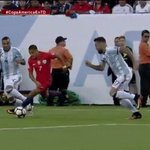 Gif: A nasty challenge by Mercado that left Alexis temporarily injured. #afc https://t.co/Fwg55UBN3O