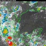Amanecer lluvioso en estados del occidente y sur del país; intensa celda de tormenta frente la costa de Guerrero. https://t.co/zuAJ6K7yNV