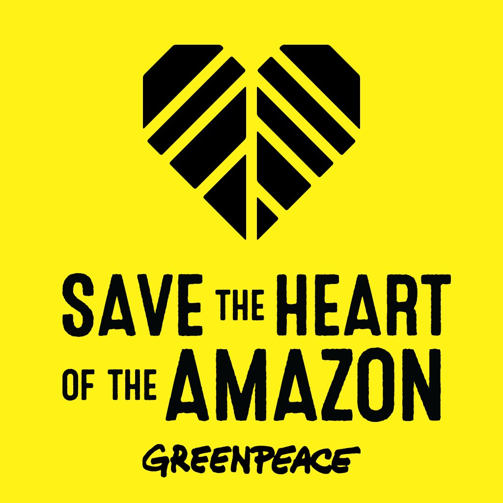 RT @Greenpeace: ❤ the Amazon? Stand with the Munduruku Indigenous People to protect their home. https://t.co/jDFKqjqaOk https://t.co/l39Yjs…
