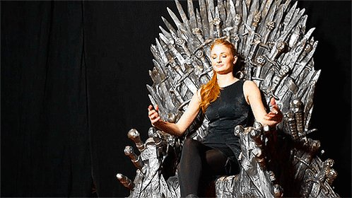 To recap: Sansa Stark forever and ever and ever. #TheNorthRemembers #GameofThrones https://t.co/vGBBoaUxpi