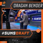 RT to help us welcome Dragan Bender to Phoenix! #SunsDraft https://t.co/1Kn08UYRwZ