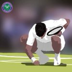 #Wimbledon, where...  ...victory tastes oh so sweet. Three days to go.  @DjokerNole, 2015 https://t.co/sunPlDxBtL