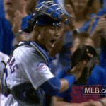 #WILLSON! A two-run opposite-field shot for @noslliw19 makes it 3-0 #Cubs in the 1st! #LetsGo https://t.co/A0fhDJ1zyI