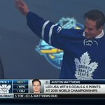 The moment @MapleLeafs fans have been waiting for! #NHLDraft https://t.co/T0OmAzDslj