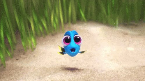 I was crying before the title of Finding Dory because BABY DORY IS EVERYTHING. https://t.co/VO6PcI1MkD