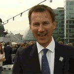 Jeremy Hunt may be running for PM? Once a bellend, always a bellend. https://t.co/ivJbc4kTe5