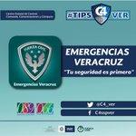 Ahora también atendemos tu emergencia desde la aplicación móvil Emergencias Veracruz https://t.co/vVl46dm0ms