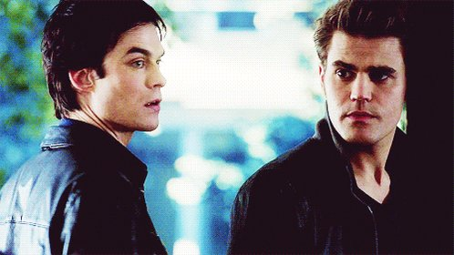 #GetMyAttentionIn3Words The Salvatore Brothers https://t.co/r7ioExc9In