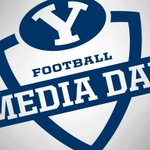 BYU will host its sixth annual Football Media Day this Thursday. #BYUMediaDay https://t.co/p1TD4Jpcym