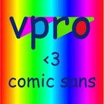 De VPRO wenst iedereen een heel fijne Comic Sans Dag! :D #comicsans #comicsansdag #comicsansday https://t.co/9qRfGEX79p